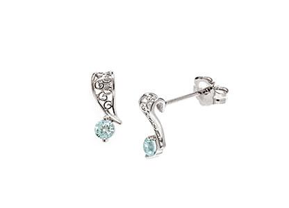 Caerphilly-Blue-CZ-Stud-Earrings-ES00199