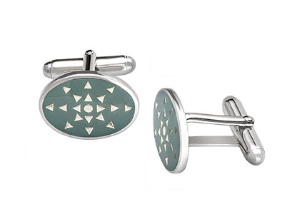 Darlington-Silver-Cufflinks-Grey-CK00120