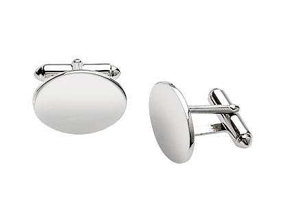 Sterling-Silver-oval-cufflinks-CK00020