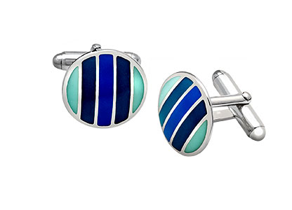 Cambridge-Sterling-Silver-Cufflinks-CK00203