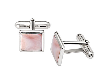 Mother-of-Pearl-Cufflinks-Real-Silver-CK00061