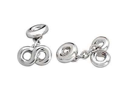 Silver-London-Link-Cufflinks-CCK00244