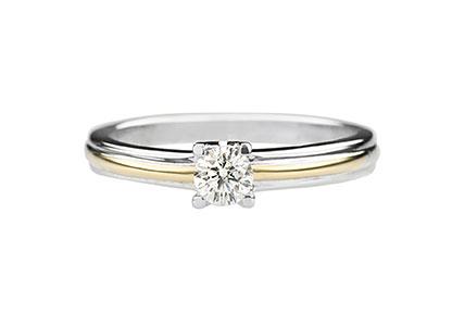 Single-Diamond-Ring-Two-Colour-Gold-RA00267