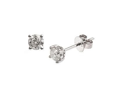 Diamond-Earrings-Studs-0.50ct-ESA00186.