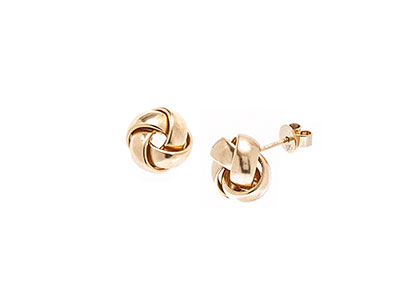 10mm-Gold-Knot-Earring-ESP00008.