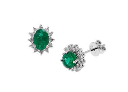 Oval-Emerald-&-Diamond-Earrings-ESA00388