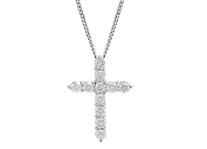 Diamond-Cross-2.00ct-PCA00291