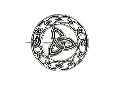Silver-Celtic-Brooch-BRS00006