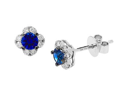 Sapphire-&-Diamond-Stud-Earrings-ESA00393