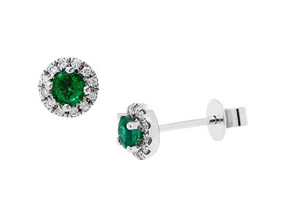 Emerald-&-Diamond-Earring-Studs-ESA00398