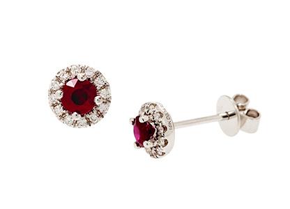 Ruby-&-Diamond-Earring-Studs-ESA00428