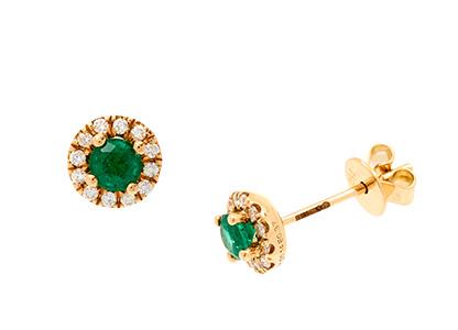 Diamond-&-Emerald-Gold-Earrings-ESA00431