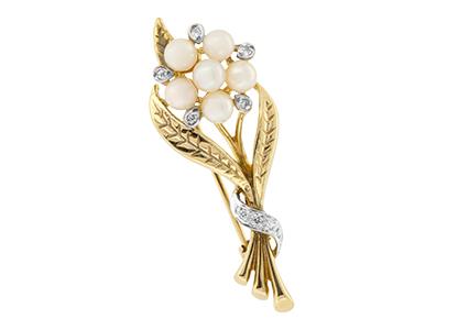 Pearl-Diamond-Brooch-BR00020
