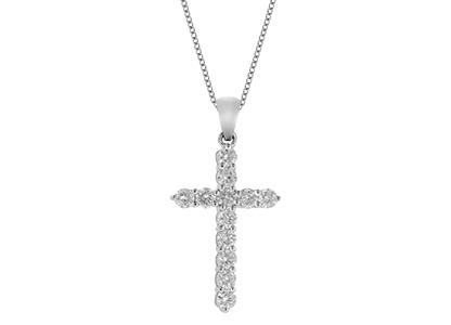 Diamond-Cross-Pendant-1.00ct-PCA00007