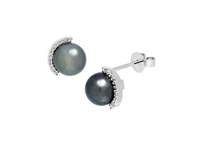 Kendal-Black-Pearl-Stud-Earrings-ES00048
