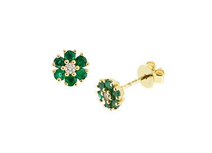 Emerald-&-Diamond-Gold-Earrings-ESA00446