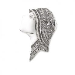 Art-Deco-Silver-Brooch-BRS00022