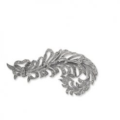 Marcasite-Feather-Brooch-BRS00045