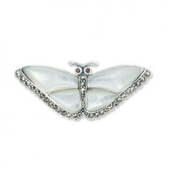 Silver-Butterfly-Brooch-BRS00033