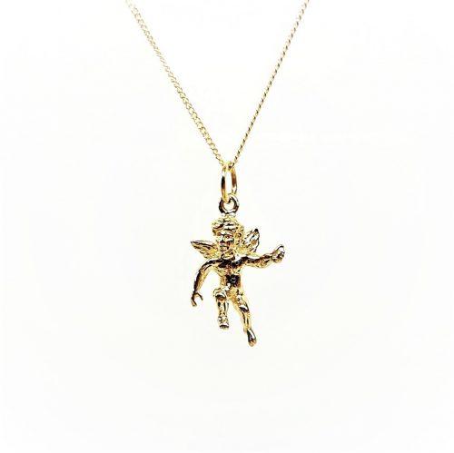 Gold-Cherub-Pendant-CM00233N