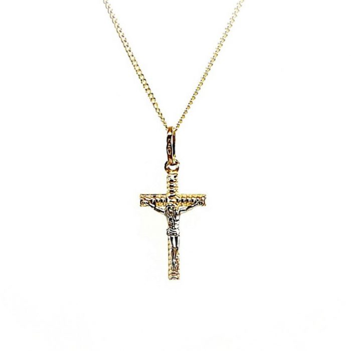 9ct-Gold-Crucifix-Necklace-PC00267