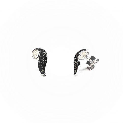 BLACK-DIAMOND-EARRING-STUDS-ES00773
