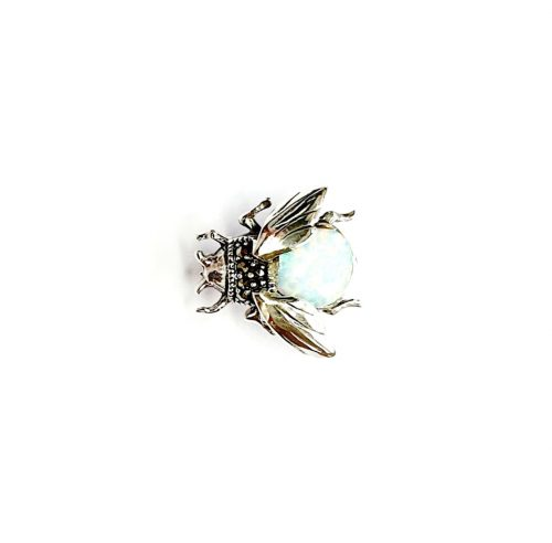 Real-Silver-Bee-Brooch-BRS00070