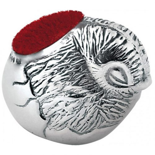 Hatching-Chick-Pin-Cushion-Silver-SEW00004