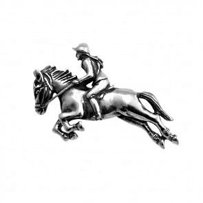 Horse-Brooch-in-Sterling-Silver-BRS00085