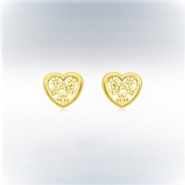 18ct-Gold-Heart-Stud-Earrings-ESA00461