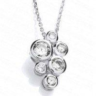 Silver-CZ-Sprinkle-Pendant-PCS00125