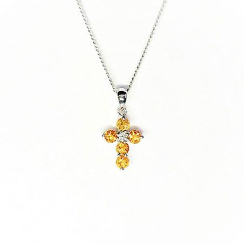 Grantham-Citrine-&-Diamond-Cross-PC00334